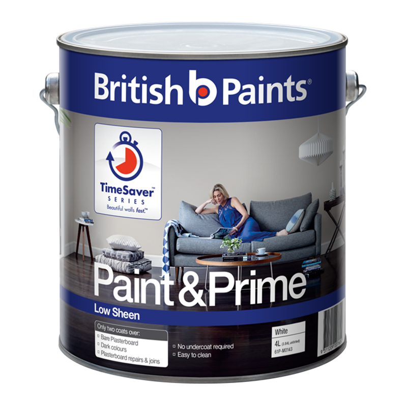 British Paints Image