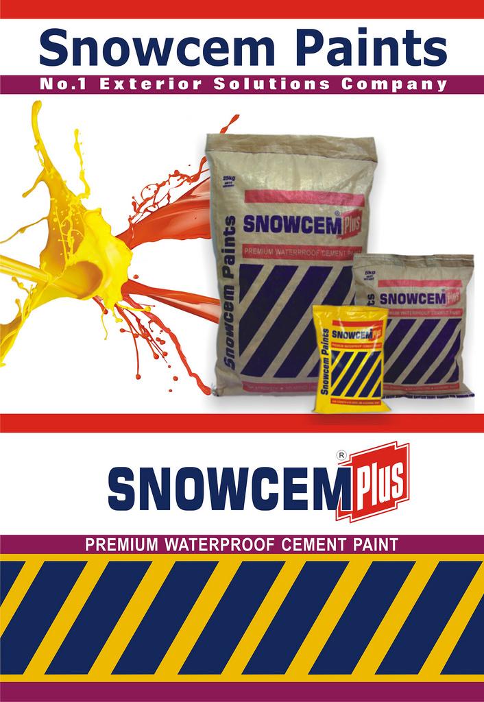 Snowcem Paints Image