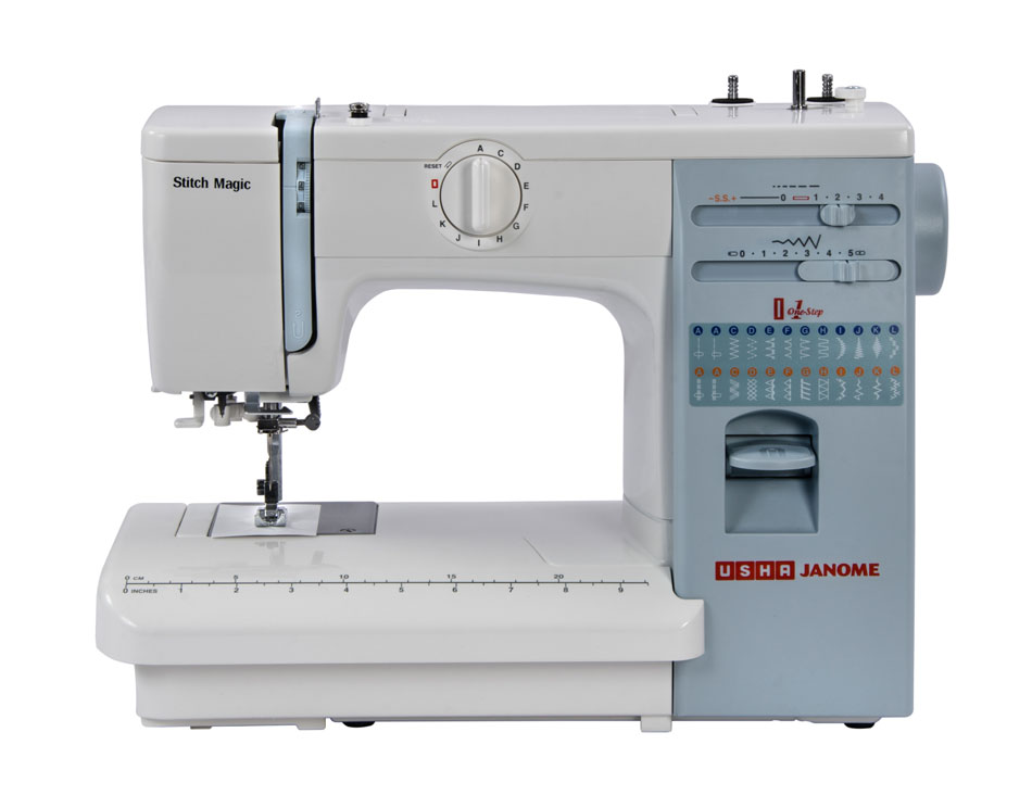 USHA JANOME STITCH MAGIC Reviews USHA JANOME STITCH MAGIC Price Fascinating Usha Sewing Machine Service Center In Bangalore