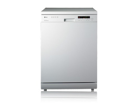 LG Dishwasher D1417WF Image
