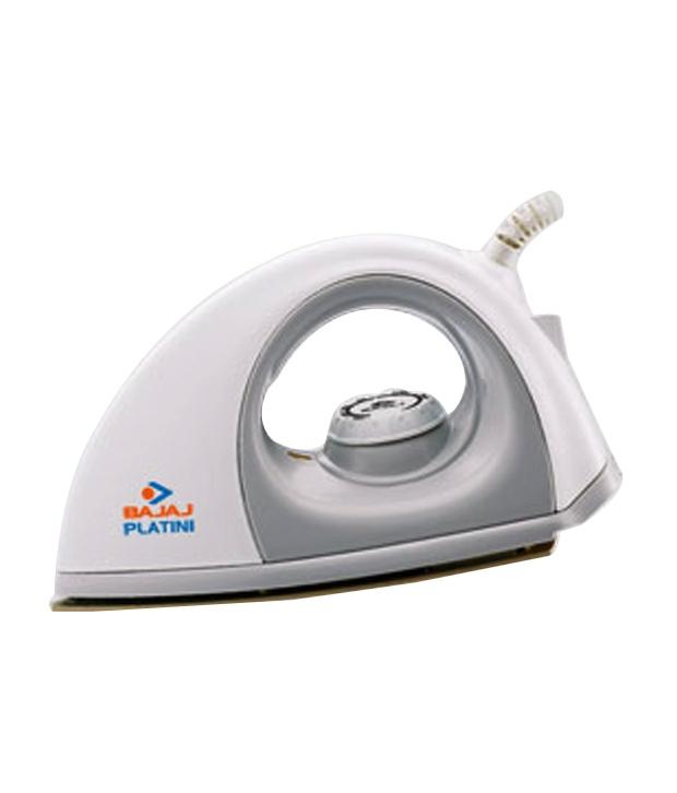 Bajaj Platini Dry Iron PX20I Image