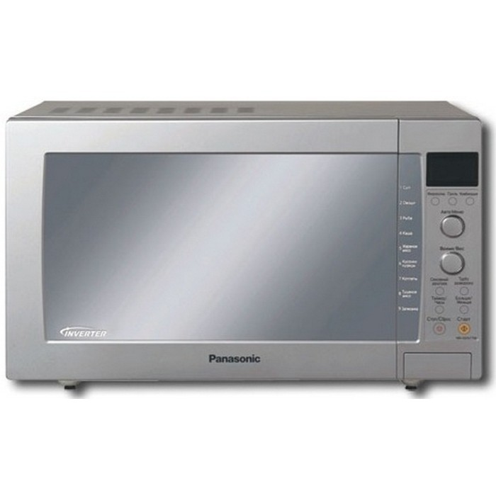 Panasonic Grill Microwave Oven Nn Gd577m Image Write Your Review