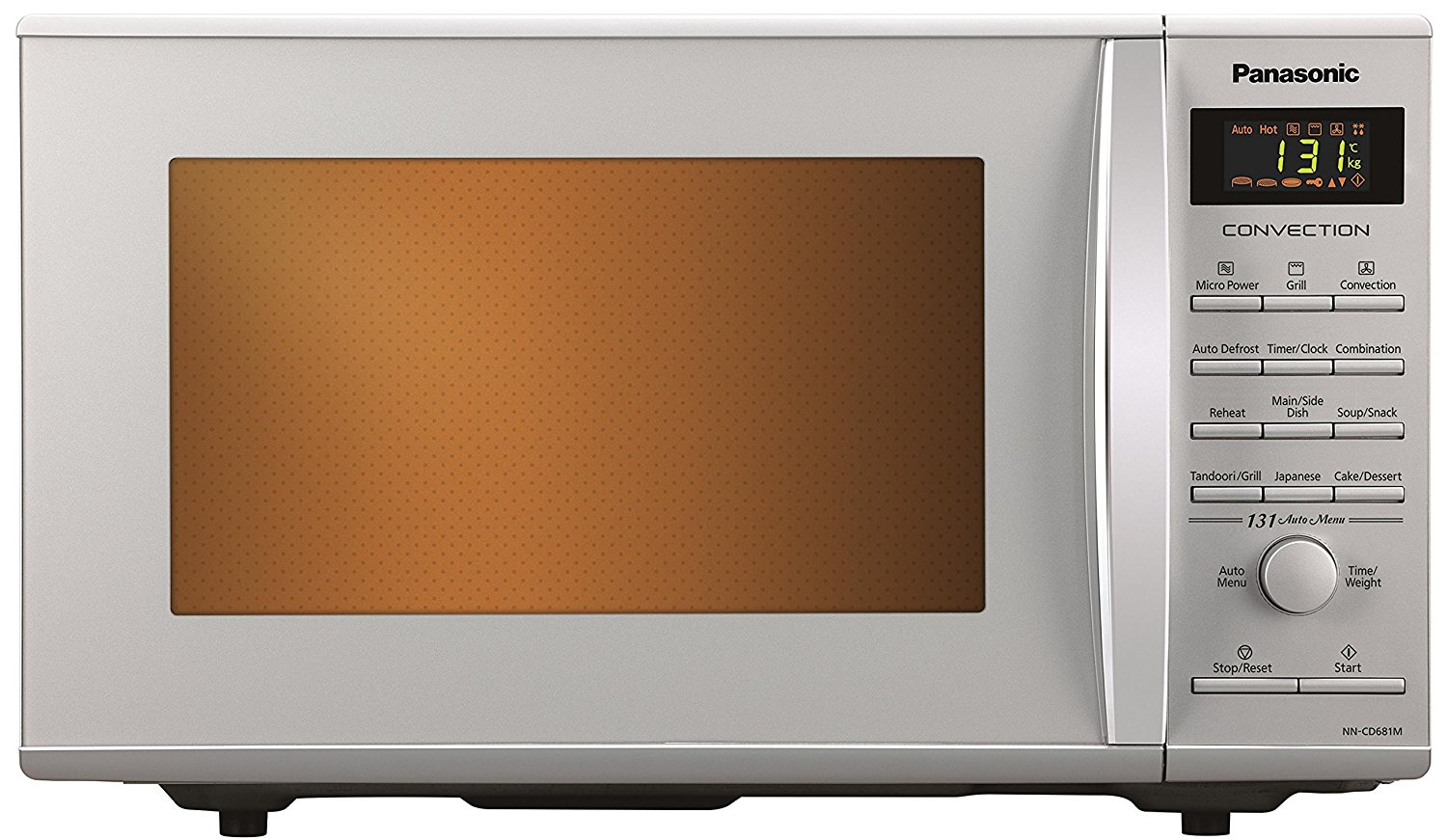 PANASONIC LTR NN CD674MFDG CONVECTION