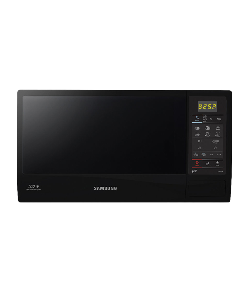 Samsung Grill Microwave Oven Gw732kd B Xtl Image