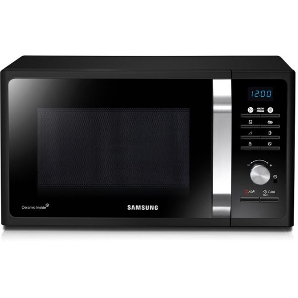 Samsung Solo Microwave Oven Mg23f301tak Reviews Price