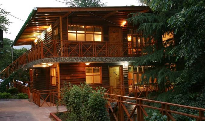 Mountain Club Hotel - Bhimtal Image