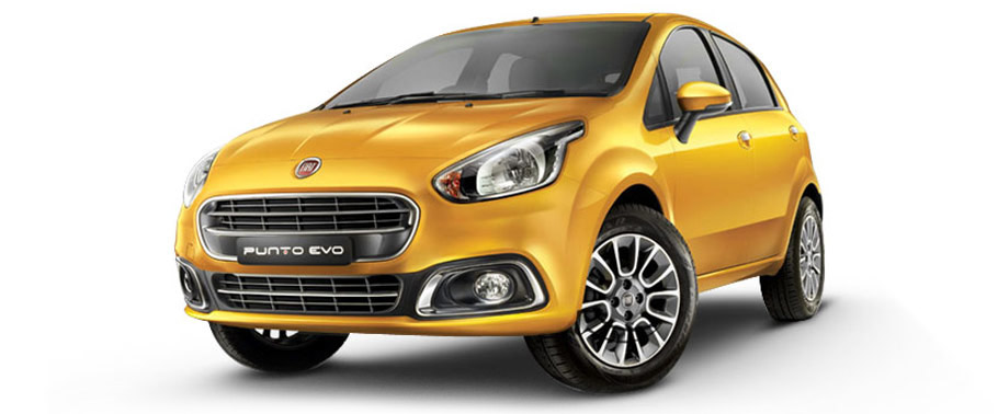 FIAT PUNTO EVO Reviews, Price, Specifications, Mileage