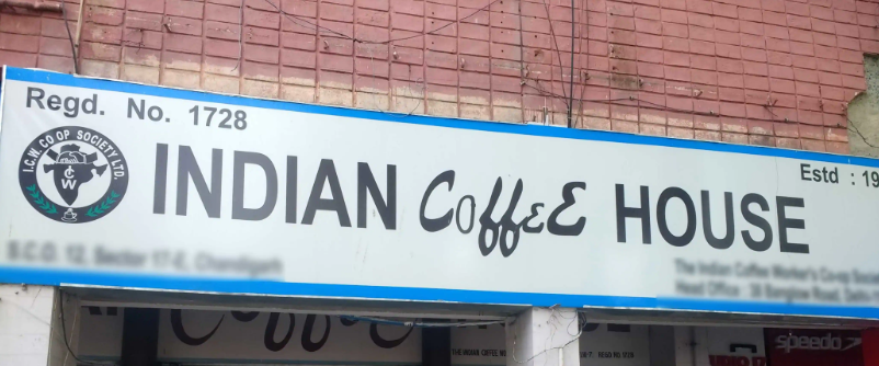 The Indian Coffee House - Sector 17 - Chandigarh Image