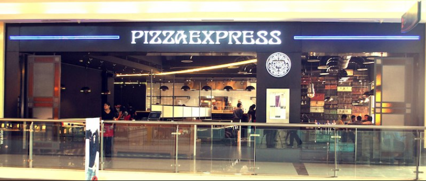 Pizza Express - Thane Image