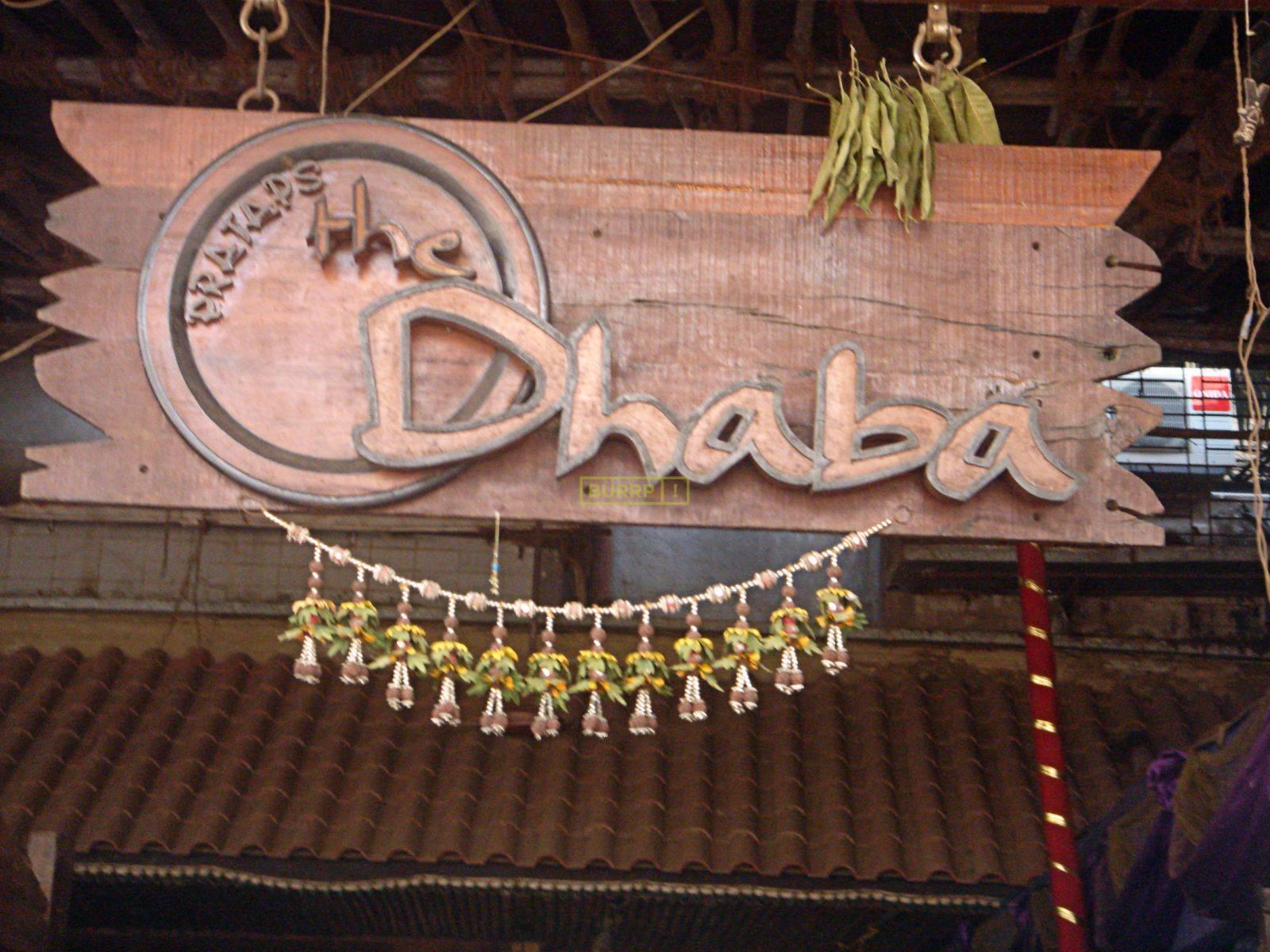 mumbai dhabas Prataps The Dhaba
