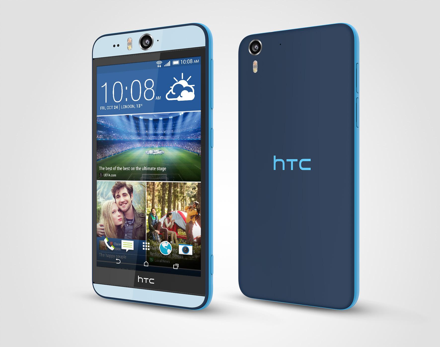 HTC Desire Eye Image