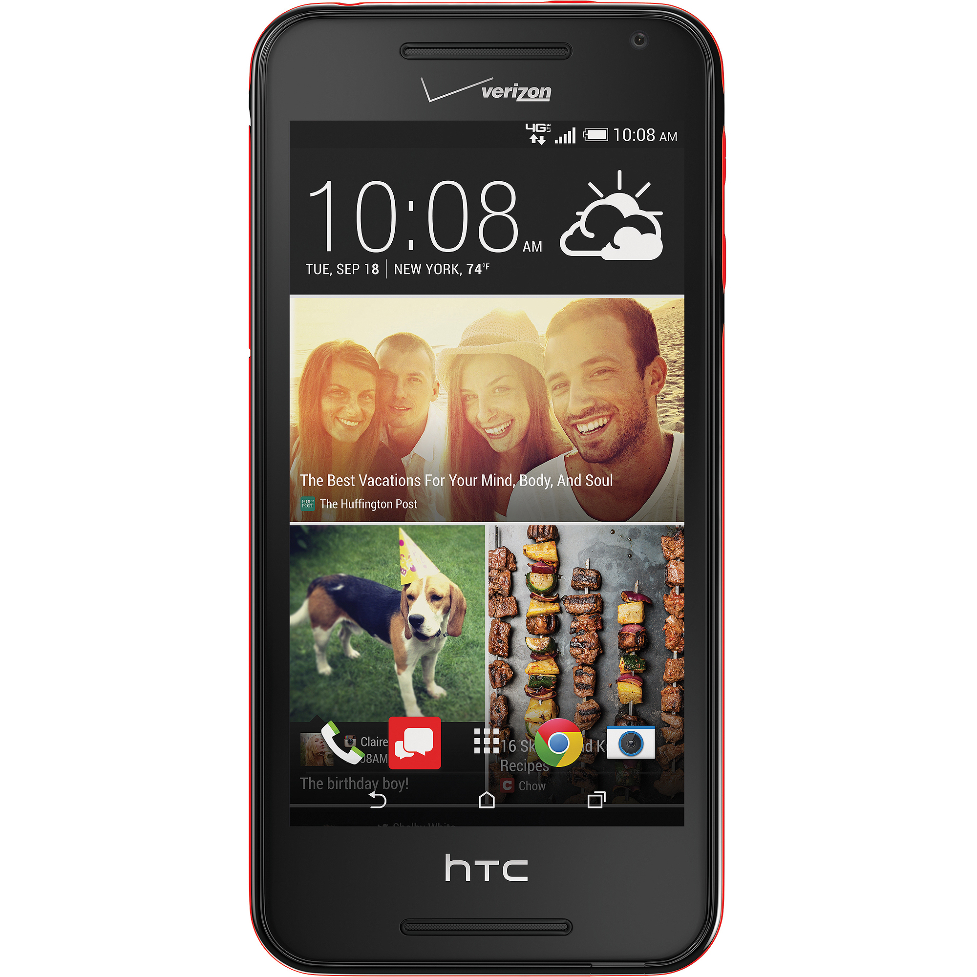 HTC Desire 612 Image