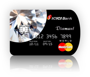 Icici matrix forex card login