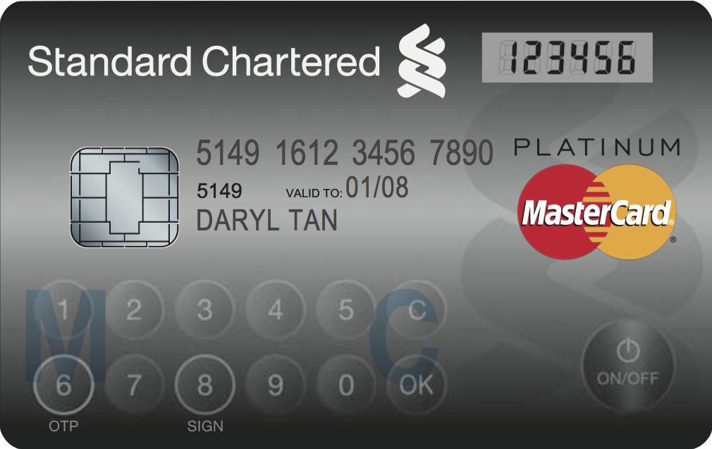 Standard Chartered Bank Mastercard Credit Card Reviews Service