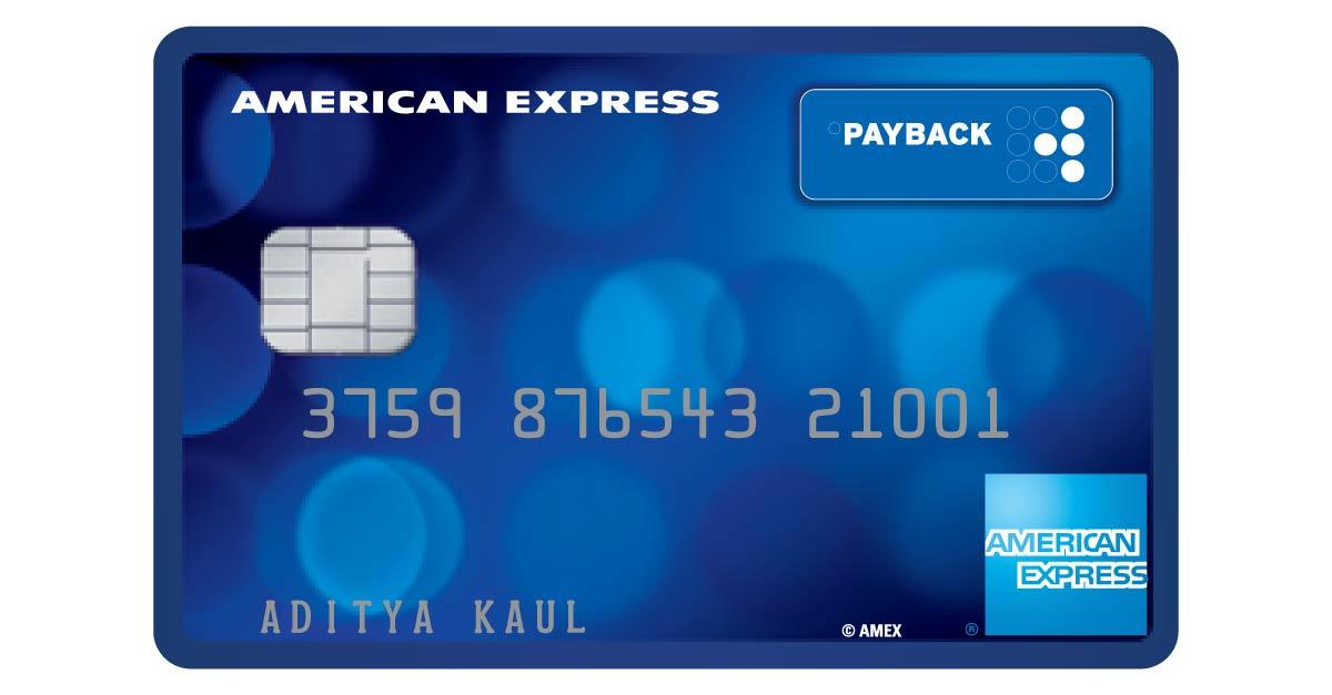 IndusInd Bank American Express Credit Card Image