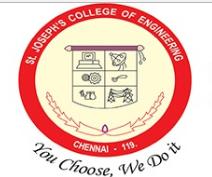 St. Joseph's College of Engineering - Chennai Image