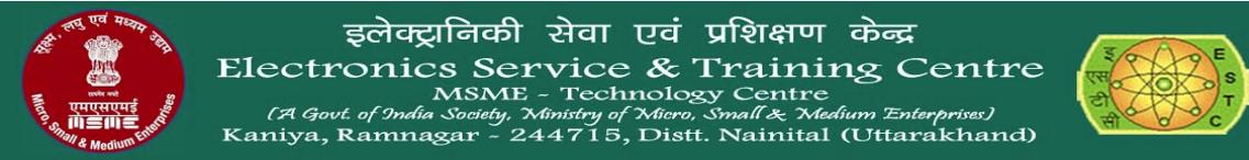 Electronics Service and Training Centre - Nainital Image