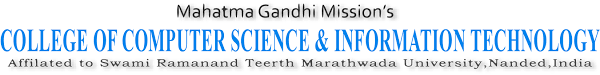 Mahatma Gandhi Mission College of Computer Science and Information Technology - Parbhani Image