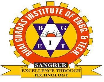 Bhai Gurdas Institute of Engineering and Technology - Sangrur Image