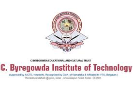 C. Byre Gowda Institute of Technology - Kolar Image