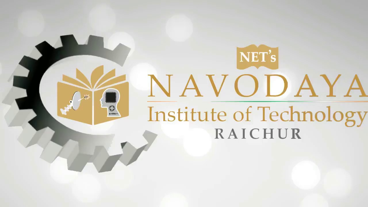 Navodaya Institute of Technology (NIT) - Raichur Image