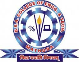 B.S.A. College of Engineering and Technology - Mathura Image