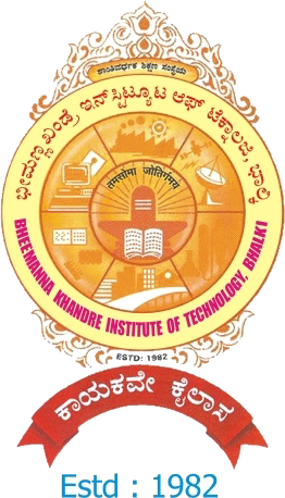 Bheemanna Khandre Institute of Technology (BKIT) - Bidar Image