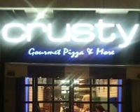 Crusty Gourmet Pizzas & More - DLF Phase 4 - Gurgaon Image