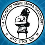 B.A. College of Engineering and Technology - Jamshedpur Image