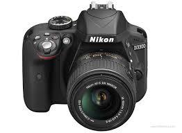 Nikon DSLR D3300 Image