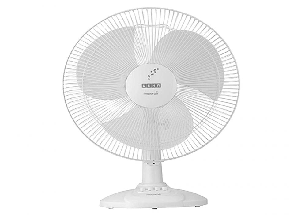 Groovy Usha Maxx Air Box Table Fan Reviews Price Rating Tv Mp3 Home Interior And Landscaping Pimpapssignezvosmurscom