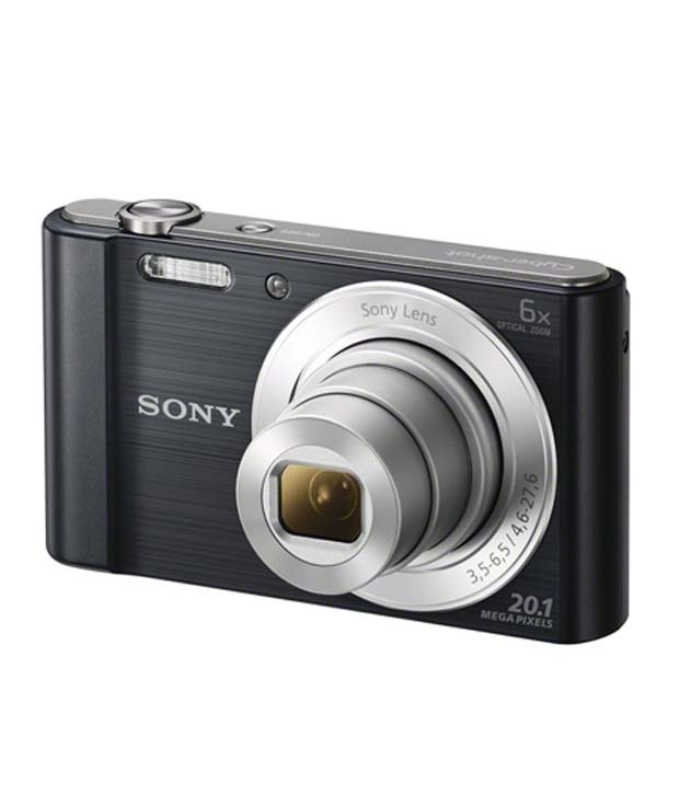 Sony Cybershot DSC W810 Image