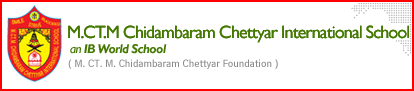 MCTM Chidambaram Chettyar International School - Mylapore - Chennai Image