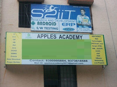 Apples Academy - Pune Image