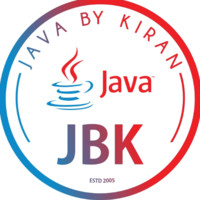 Java By Kiran - Pune Image