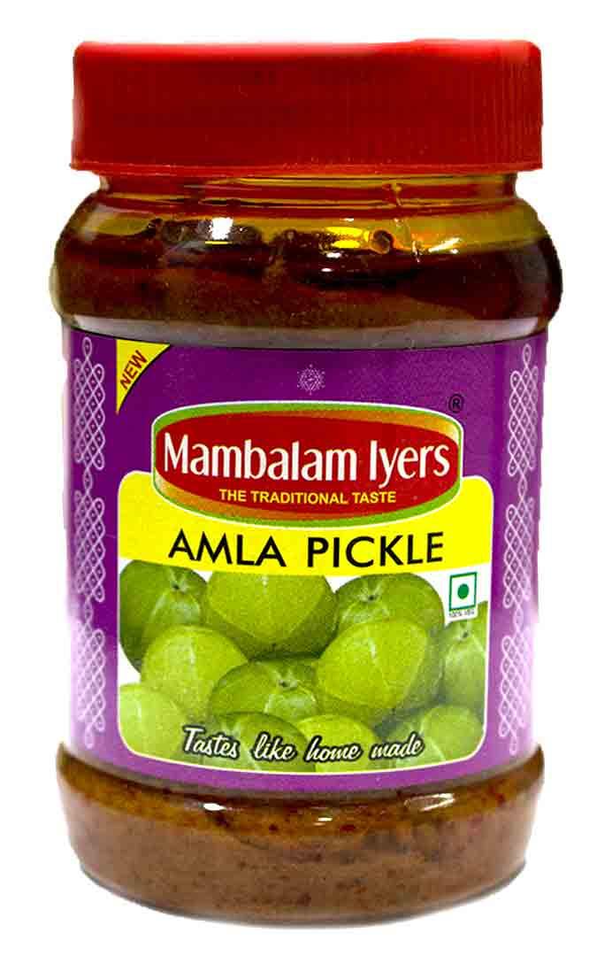 Mambalam Iyers Pickle Image