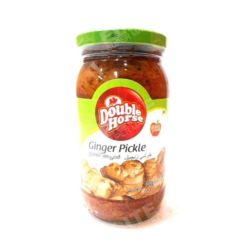 Double Horse Pickle Image