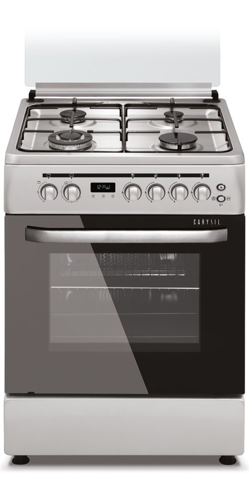 Carysil 4 Burners Stainless Steel Gas Cooking Range F6402xgwm Image