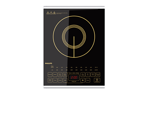 Philips Viva Collection HD4938/00 Induction Cooktop Image