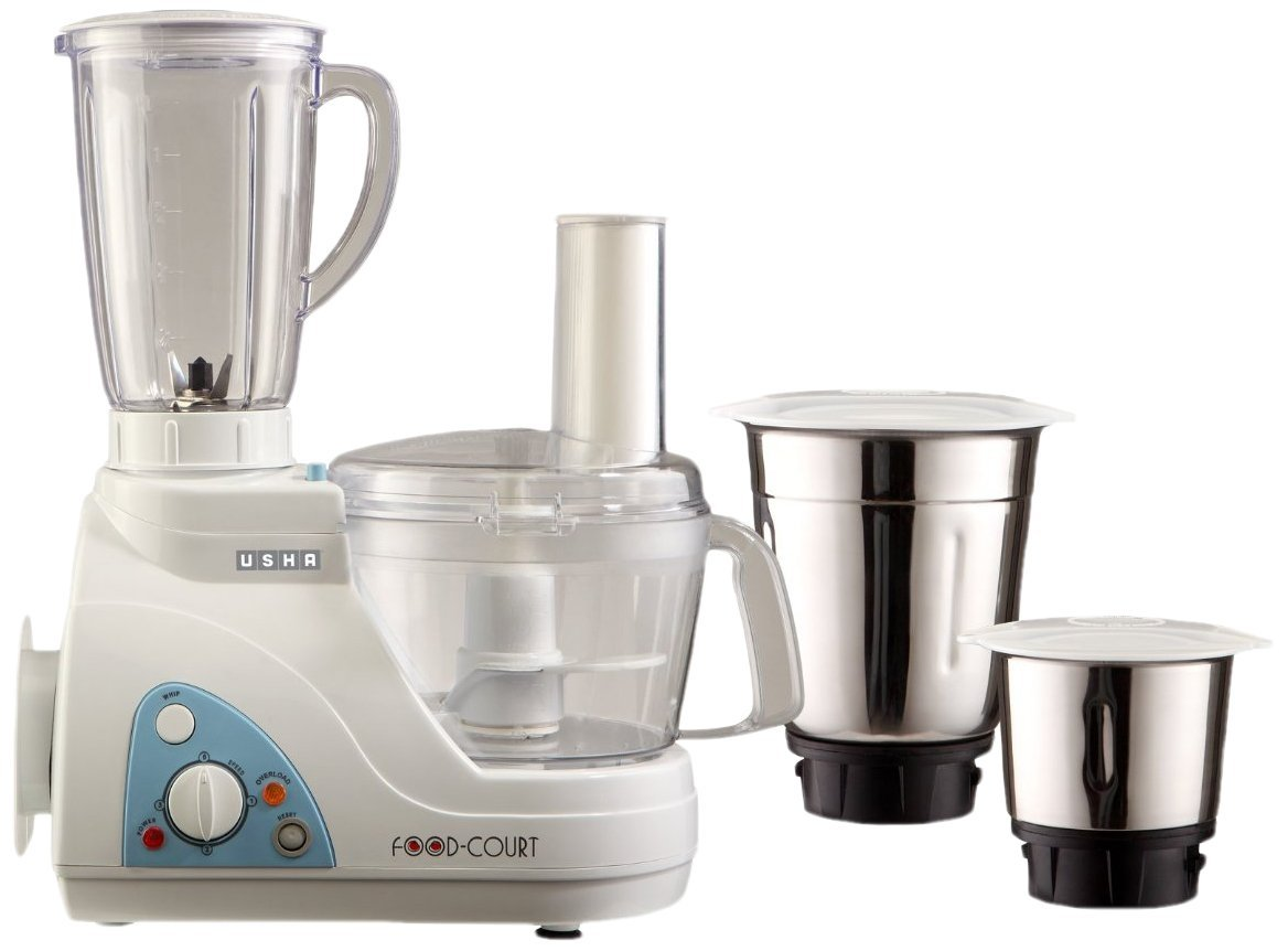 Usha 2663 600 Watt Food Processor Image