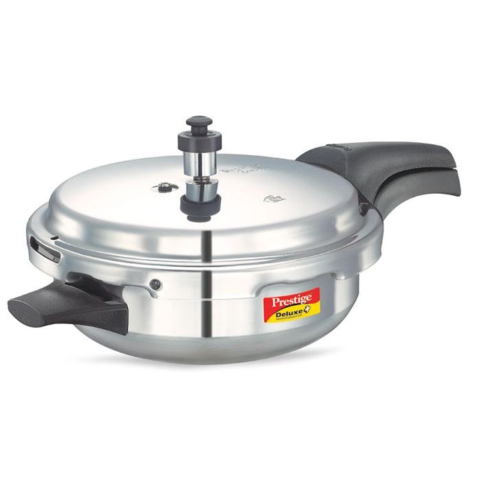 Prestige Deluxe Plus Aluminium Junior Pressure Pan Image