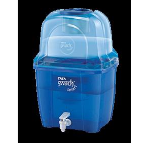 Tata Swach 15 Ltr Smart Saphire Gravity Water Purifier Image