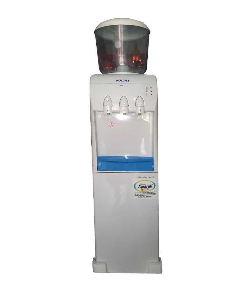 Voltas 100 LPH Hot And Cool Water Purifier Image