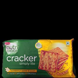 Britannia Nutri Choice Classic Lite Biscuits Image