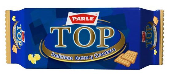 Parle Buttery Crackers Top Image