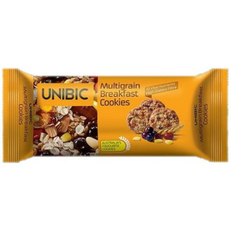 Unibic Cookies Multigrain Breakfast Image