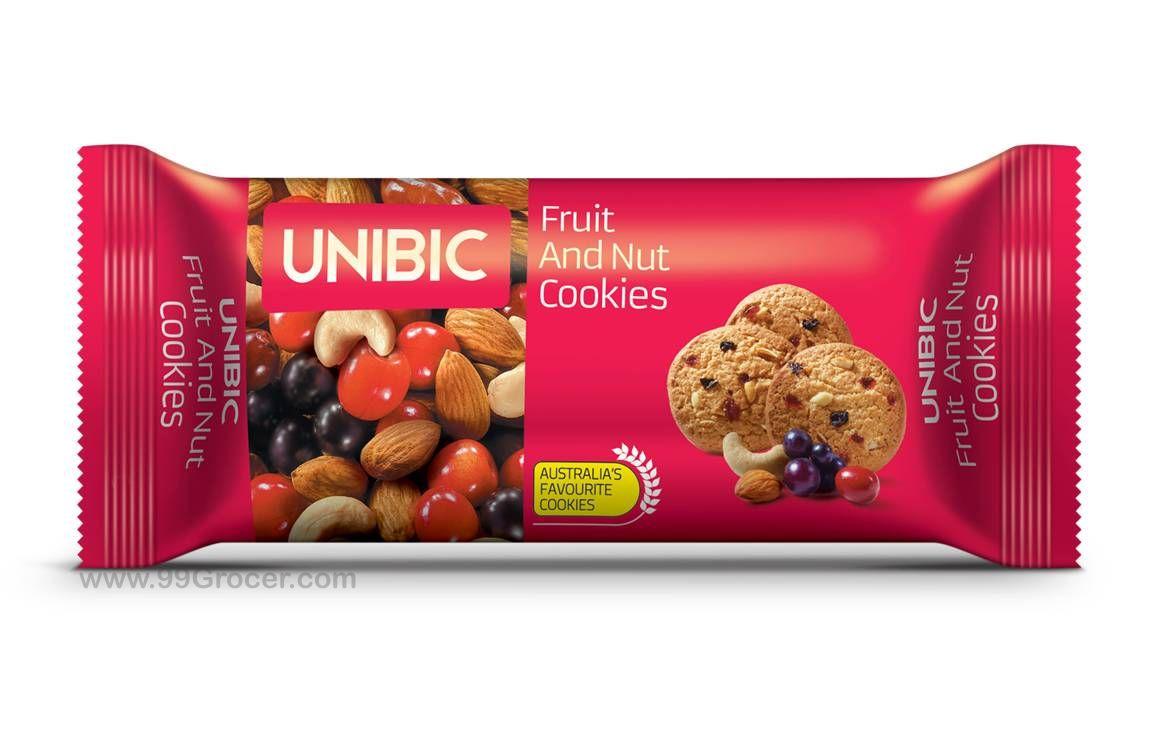 Unibic Cookies Fruit & Nut Image
