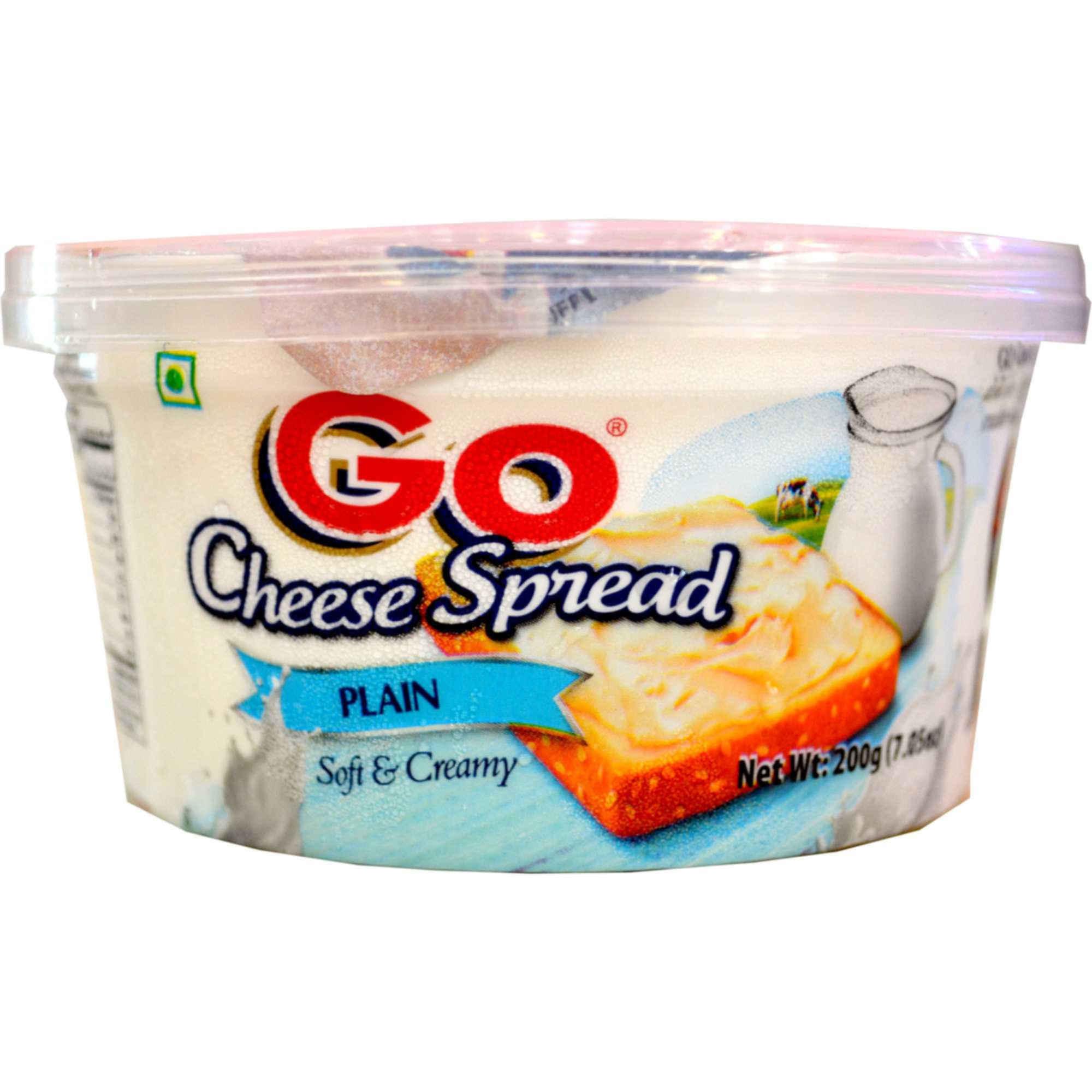 Gowardhan Cheese Spread Creamy Image