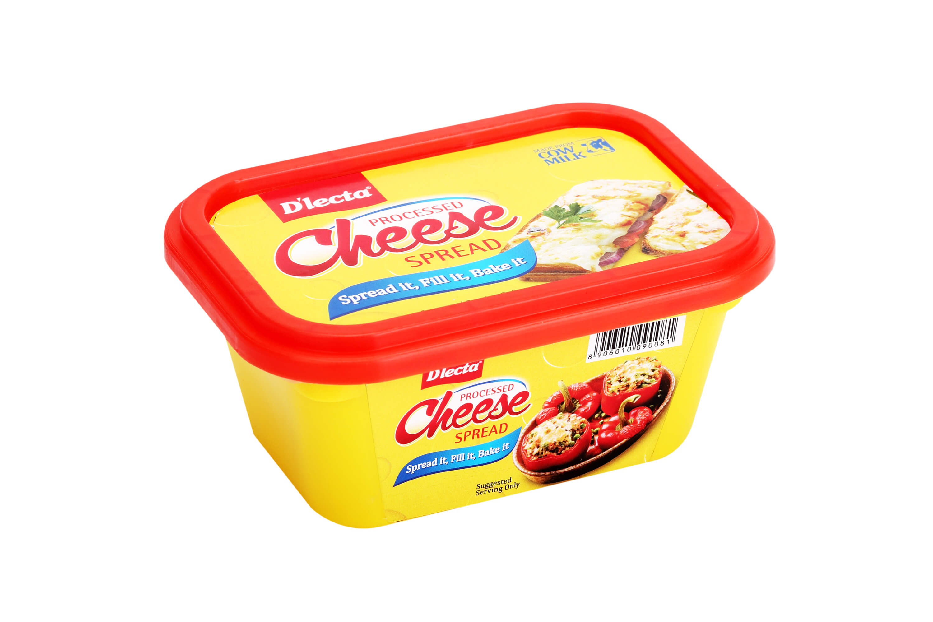 D'Lecta Cheese Spread Image