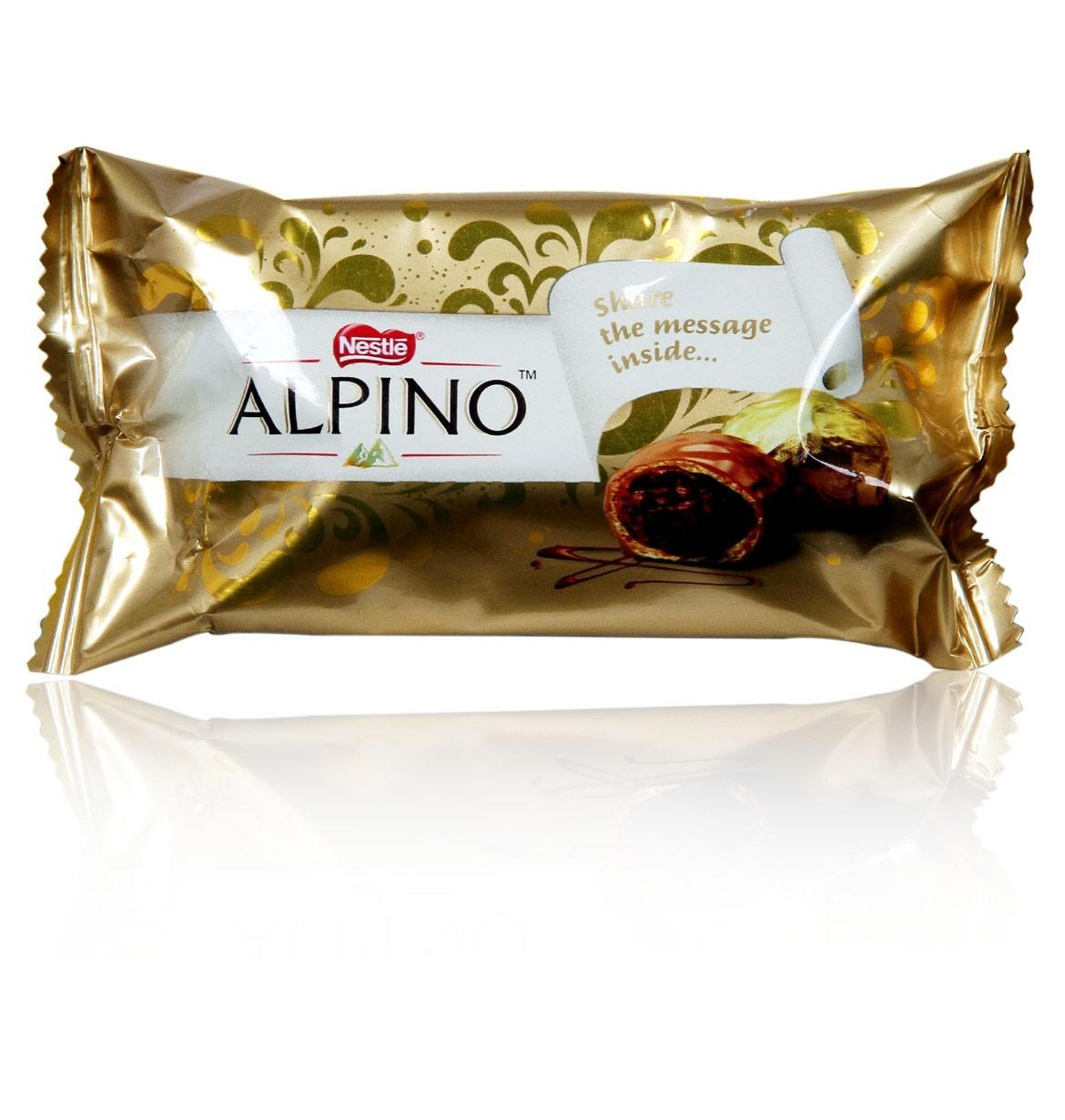 Nestle Alpino Milk Chocolate Image